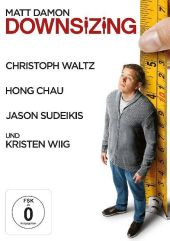 Downsizing, 1 DVD Cover