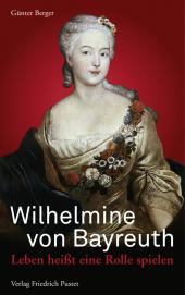 Wilhelmine von Bayreuth Cover