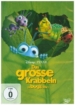 Das grosse Krabbeln, 1 DVD