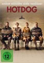 Hot Dog, 1 DVD Cover