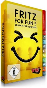 Fritz for Fun 15, 1 DVD-ROM