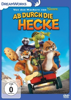 Ab durch die Hecke, 1 DVD