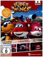 Super Wings, 3 DVDs