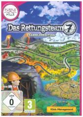 Rettungsteam 7, 1 CD-ROM (Sammleredition)