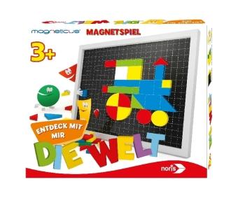 Magneticus Entdeckt mit mir - Die Welt (Kinderspiel)
