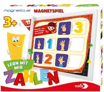 Magneticus Lern mit mir - Zahlen (Kinderspiel)