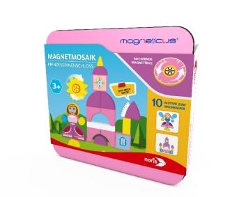 Magneticus Magnetmosaik - Prinzessin (Kinderspiel)