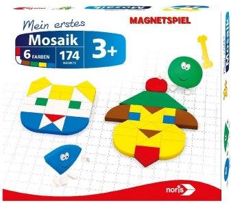 Magneticus Mein erstes Mosaik (Kinderspiel)