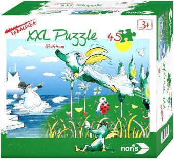 Tabaluga XXL Puzzle (Kinderpuzzle)