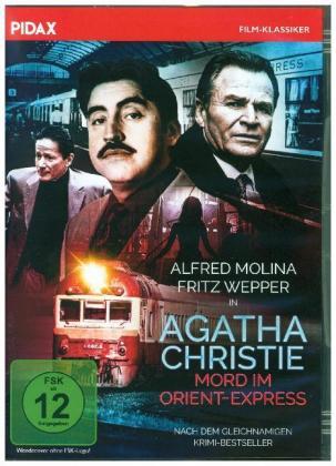 Agatha Christie: Mord im Orient-Express, 1 DVD