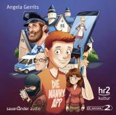 Die Nanny-App, 1 Audio-CD Cover