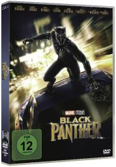 Black Panther, 1 DVD Cover