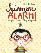 Spinnen-Alarm Cover