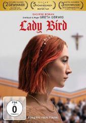 Lady Bird, 1 DVD Cover