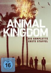Animal Kingdom, 3 DVDs Cover