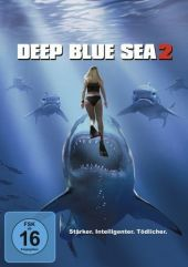 Deep Blue Sea 2, 1 DVD