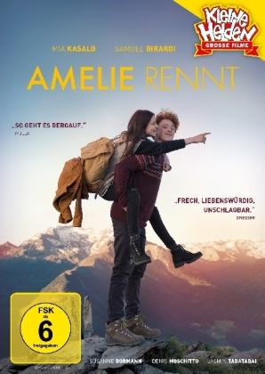 Amelie rennt, 1 DVD