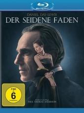 Der seidene Faden, 1 Blu-ray Cover