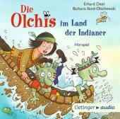 Die Olchis im Land der Indianer, 1 Audio-CD
