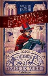 Der Detektiv von Paris Cover