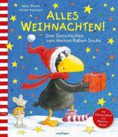 Der kleine Rabe Socke: Alles Weihnachten! Cover