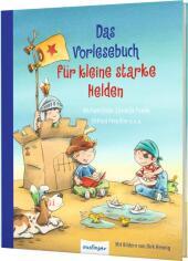 Das Vorlesebuch für kleine starke Helden Cover