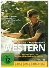 Western, 1 DVD Cover