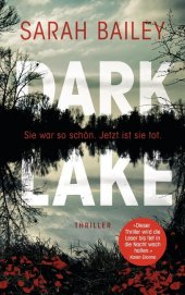 Dark Lake Cover