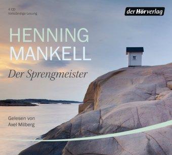 Der Sprengmeister, 4 Audio-CDs