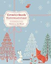 Kreativbuch Winterwunderland