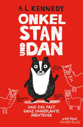 Onkel Stan und Dan und das fast ganz ungeplante Abenteuer