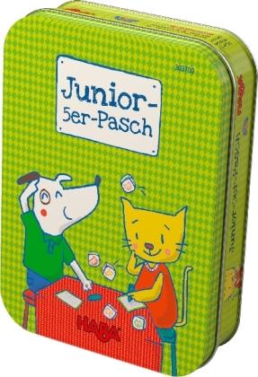 Junior-5er-Pasch (Kinderspiel)