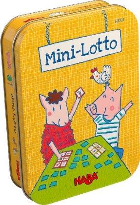 Mini-Lotto (Kinderspiel)