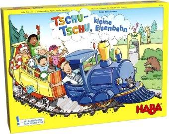 Tschu-tschu, kleine Eisenbahn (Kinderspiel)