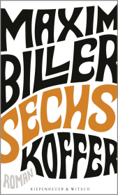 Sechs Koffer Cover