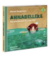 Annabelleke - Das allerfrechste Kind der Welt, 1 Audio-CD Cover