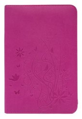 PocketBook E-Book Reader Cover Breeze Floral Pink