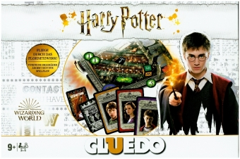 Cluedo Harry Potter Coll.Edt. (Spiel)