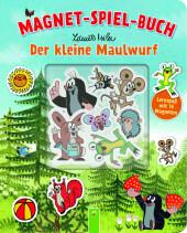 Der kleine Maulwurf Magnet-Spiel-Buch