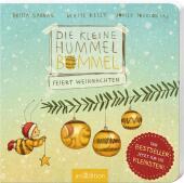 Die kleine Hummel Bommel feiert Weihnachten Cover