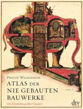 Atlas der nie gebauten Bauwerke Cover