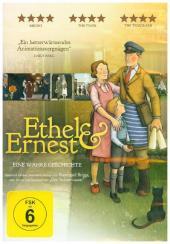 Ethel & Ernest, 1 DVD