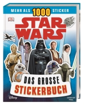 Star Wars - Das große Stickerbuch Cover