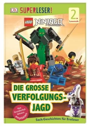 SUPERLESER! LEGO Ninjago - Die große Verfolgungsjagd