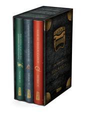 Hogwarts-Schulbücher, 3 Bde.