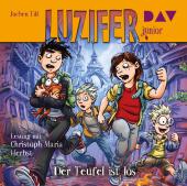 Luzifer junior - Der Teufel ist los, 2 Audio-CDs