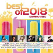 Best Of 2018 - Sommerhits, 2 Audio-CDs