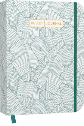 """Bullet Journal """"Jungle Green"""" 05"""