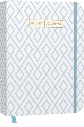 "Bullet Journal ""Geometric Blue"" 05"