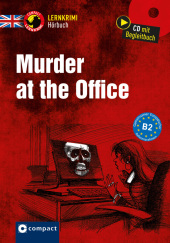 Murder at the Office, 1 Audio-CD m. Buch